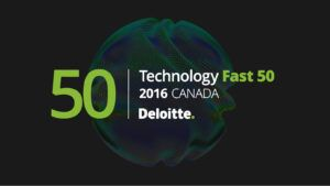 Deloitte Technology Fast 500 2016 Award logo