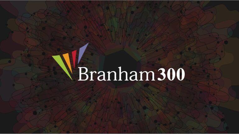 Branham300 Logo