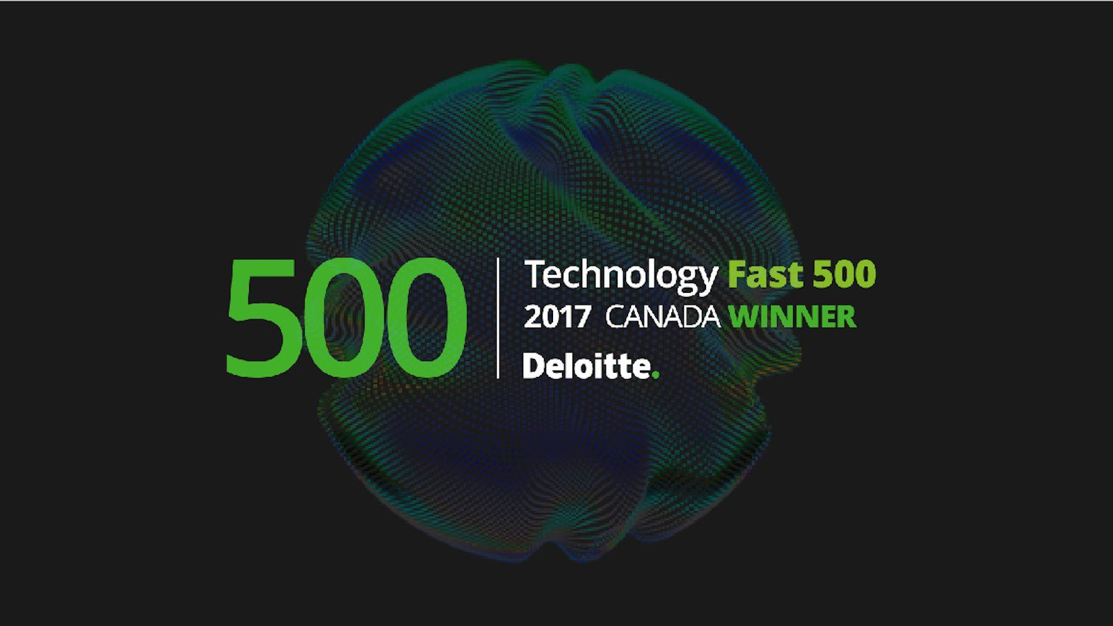 Deloitte Technology Fast 500 2017 Winner Logo