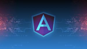 An illustration of the Angular Logo