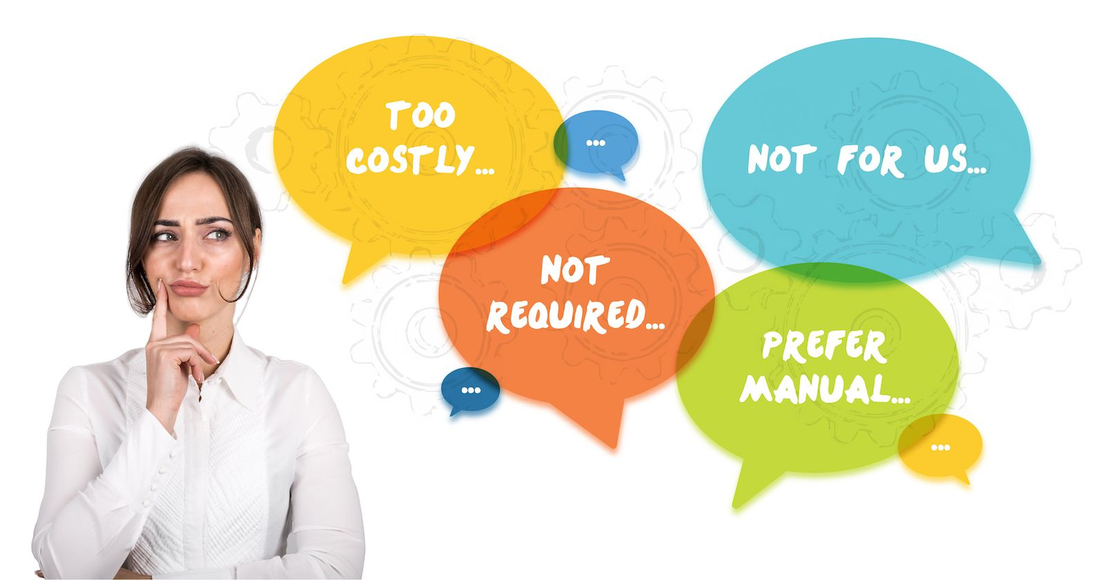 reasons for not choosing test automation
