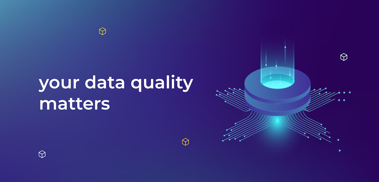 your data quality matters