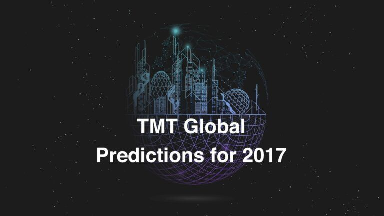 TMT Global Predictions for 2017