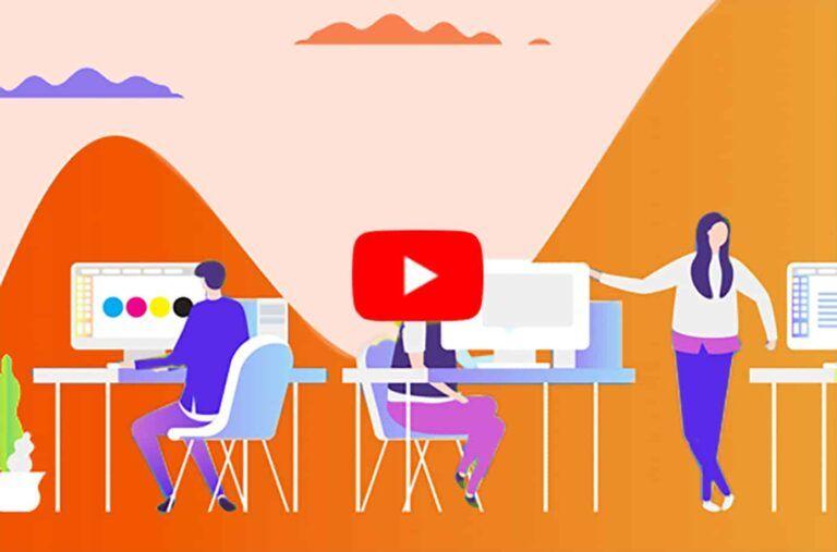 Watch the Design Thinking Allstar Team Video