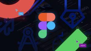 Figma logo and digital design & development tools